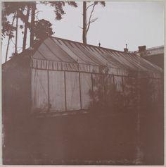 Spala 1912: A igreja de campo.