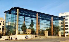 [Inspiration event] - Le parc André Citroën Serres à Paris Architecture Parisienne, Paris Architecture, Landscape Architecture, Grand Serre, France Landscape, Engineering Consulting, France Photos, Paris France, Photo Galleries