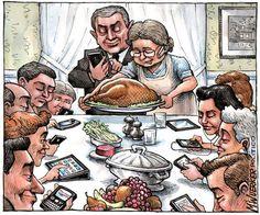 Modern Day Thanksgiving