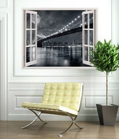 Wall Stickers Bridge