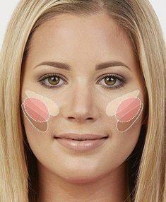 How to Fake Supermodel Cheekbones.Makeup.com