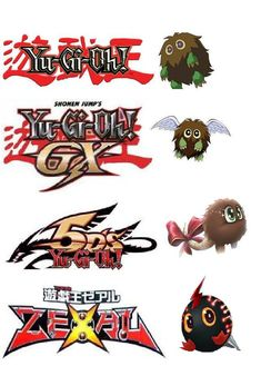 Many monsters like Blue-Eyes White Dragon and Dark Magician may only appear in one series, but the Kuriboh has been appearing in all the Yugioh series i. Kuriboh and Yugioh Zexal Yu Gi Oh 5d's, Yu Gi Oh Zexal, Yugioh Monsters, Beautiful Dark Art, Stuff And Thangs, Awesome Anime, Anime Shows, Kids Cards, Card Games