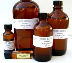 White Goddess Essential Oil 4 oz Wiccan Craft Pagan Altar Ritual Spell Special | eBay