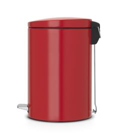 The Brabantia 20 Litre Peddle Bin. It will brighten up any office space. More information is available at http://wybone.co.uk/product/brabantia-pedal-bin-20-litres-brilliant-steel/ Order off the website for a 48 hour delivery