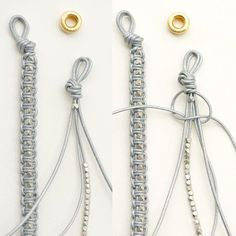 dyi pinterest macrame jewerly and craft