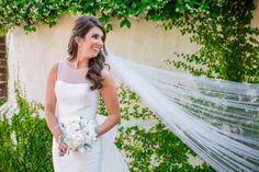 Downtown Charleston Bridal Portrait Session // Dana Cubbage Weddings // Charleston SC Wedding Photography