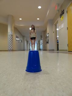 Art of Apex High School: Forced Perspective Photography