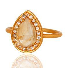 SALE- Citrine Ring, Citrine Gemstone Ring, Citrine Silver Ring, Citrine Engagement Ring, November Birthstone Ring, Wedding Ring Jewelry #jewelry #fashionjewelry #Jewelrylover #fashionista #gemstonejewelry