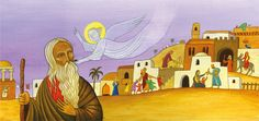 STEFANO VITALE - ILLUSTRATION - Stefano Vitale - DESMOND TUTU'S BIBLE