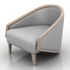 Download 3D Armchair