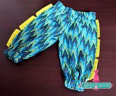 PDF Pattern - Baby & Toddler Harem Pants on Etsy, $12.00 AUD