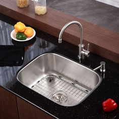 Franke Orca ORX110 Undermount Single Bowl Stainless Steel Sink ...