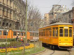 Tram in Foro Bonaparte