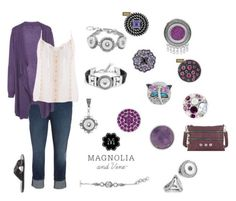 It's so fun playing with the interchangeable Magnolia and Vine snaps! Shop now: mymagnoliaandvine.com/Katarina