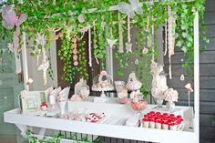 Pretty Enchanted Birthday party | Bickiboo Party Supplies
