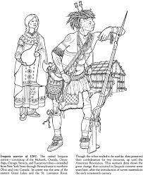 Image Result For Iroquois Coloring Page Coloring Pages Coloring