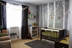Sawyer's woodland nursery