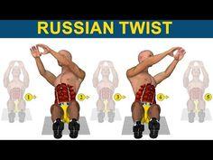 Oblik karın egzersizleri: Çapraz bacaklar ile yan plank - YouTube