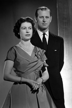 Prince Philip, Duke of Edinburgh; Queen Elizabeth II