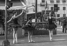 Dancers,Municipal Theater of Sao Paulo,Brazil,South America. by luiz  coelho on 500px