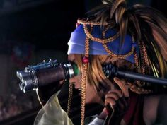 Final Fantasy X-2 opening, real emotion, 2006.    Amazing character animations inside.