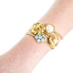 Dot Bracelet Pearl