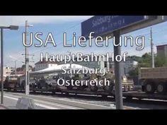 USA - DEMOKRATIE - Lieferung Hbf Salzburg Österreich 11.09.2015