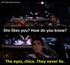- Al Pacino in Scarface (1983)