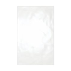 Simple Bumpy White Gloss Tile 248mm x 398mm - Box of 12