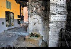 Portal de Robert, de Villefranche-sur-Mer, Costa Azul, Alpes Marítimos, Provenza-Alpes-Costa Azul, Francia
