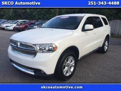 2012 Dodge Durango $19,950