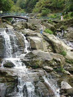 Rock Garden Darjeeling West Bengal India