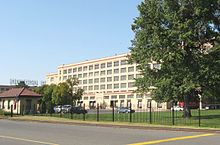 Western Electric Co. from 1926 to 1986 was a major employer; supplied hardware for the Bell Telephone System among others. Kearny, New Jersey - Wikipedia, the free encyclopedia  (CR After WWII, my grandfather and an uncle worked here.)