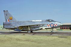 XS897/S Lightning F6 56 Squadron 'Firebirds', RAF Wattisha…   Flickr