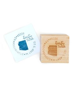 Another great find on #zulily! Arizona Personalized Stamp by Expect Personality #zulilyfinds