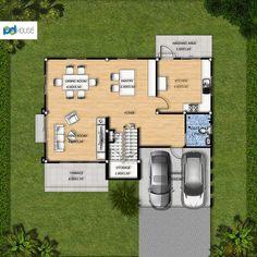 F-192 Area 3, Foyer, Terrace, House Plans, Floor Plans, Dining Room, Balcony, Porch, Foyers