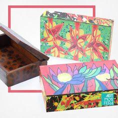 ¡Nuestras cajas de madera son perfectas para regalar! Esto se debe a que son…