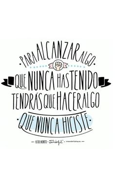 Image about phrases in frases by Danux on We Heart It Mr Wonderful, Motivacional Quotes, Love Quotes, Motivational Phrases, Inspirational Quotes, Positive Phrases, Cool Words, Wise Words, Quotes En Espanol