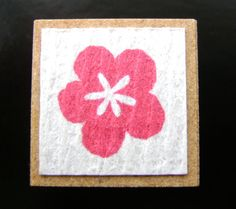 Plum Blossoms @Etsy Japanese Rubber Stamp https://www.etsy.com/listing/167834710/plum-blossom-stamp-japanese-rubber-stamp #Etsy #Japan #flower #shopping #cute