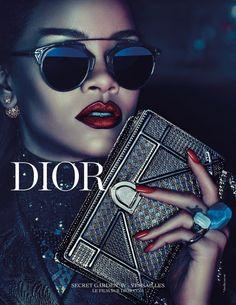 Rihanna's well-anticipated Dior campaign is finally here! #dior #rihanna