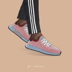Iphone Wallpaper Images, Nike Wallpaper, Cool Wallpaper, Sneakers Street Style, Sneakers Fashion, Sneaker Posters, Sneaker Art, Fight Club, Shoe Art