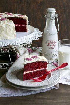 Adora's Box: THE BEST RED VELVET CAKE