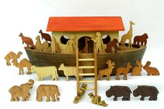 noahs ark childrens toy - Google Search
