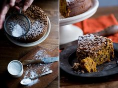Pumpkin Spice Coffeecake recipe picture
