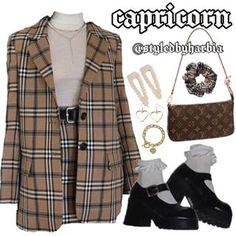 Edgy Outfits, Cute Casual Outfits, Retro Outfits, Simple Outfits, Short Outfits, Vintage Outfits, Fashion Outfits, Estilo Fashion, Kpop Fashion