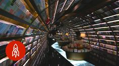 With a unique design that creates the illusion of infinite books, the Yangzhou Zhongshuge library is a story lover's paradise. Located in Yangzhou, China, th...