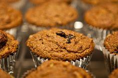 Peach Bran Muffins with #Quinoa - Cooking Quinoa