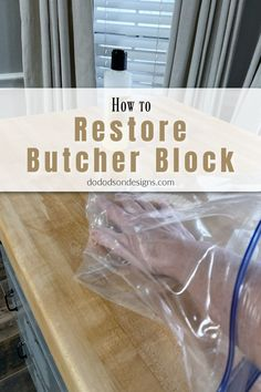 I seasoned my butcher block top using hemp oil. It gave me the most beautiful results and I even used it to restore my wooden utensils and cutting boards. Learn how to DIY with this simple method. Raw Wood Furniture, Rolling Kitchen Island, Vintage Lockers, Armoire Makeover, Butcher Block Top, Wood Creations, Hemp Oil, School Fashion, Wood Blocks