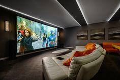 Dwell on Despard contemporary-home-theater