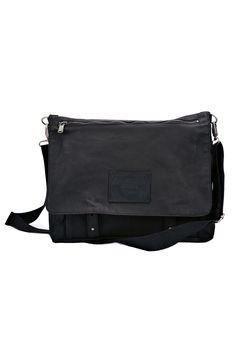 Salsa Denim shoulder bag for man. #salsa #denim #fw12 #aw12 #man #fashion